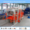 Brique Qt10-15 formant le bloc multifonctionnel de machine faisant la machine