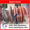 De Machine van het Proces van het rutiel, de Spiraalvormige Machine van de Scheiding voor de Zwarte Installatie van de Verwerking van het Zand