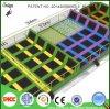 La Chine Kids Indoor lit Trampoline Trampoline Trampoline de gros de tissu Park