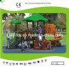 La cour de jeu des enfants de plastique de petite qualité de Kaiqi (KQ10022A)