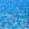 Mosaico de cristal del Aqua para el modelo del diseño de la piscina