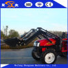 Mini multifuncional /Pequenas Dumper Pá carregadeira de rodas do trator com 35-40Trator HP