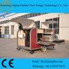 Remorques extérieures de marchand ambulant en vente avec le matériel à cuire automatique