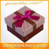 Plaza de la caja de papel de regalo personalizado Embalaje para impresión a todo color (BLF GB172)