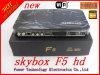 본래 Skybox F5 HD 가득 차있는 1080P 인공 위성 수신 장치 지원 USB WiFi