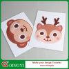 Pellicola stampabile eccellente di scambio di calore di colore chiaro di qualità di Qingyi Qingyi