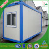 販売のための軽い鋼鉄Container/20ft容器またはフラットパックの容器か携帯用容器またはプレハブの容器の家