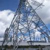 Struttura d'acciaio della torretta per la trasmissione di corrente elettrica