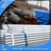 Tubo de acero galvanizado BS1387 para el invernadero