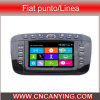GPS를 가진 FIAT Punto/Linea, Bluetooth를 위한 특별한 Car DVD Player. (CY-9431)