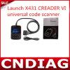 Auto-Universalcodeleser der Produkteinführungs-X431 Creader VI+