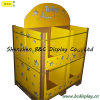 Pack up Stand / Unibody Stand Shelves / Package Printing (B & C-C023)