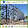 Edificios prefabricados del taller de la fábrica del bajo costo de la estructura de acero