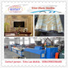 Espulsore di modellatura decorativo interno di pietra di plastica del PVC