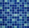 Kristallglas-Mosaik-Fliese für Swimmingpool