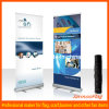 Publicité rétractable Vertical Roll up Banner