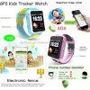 1.54  Sos 단추 (Y12)를 가진 접촉 스크린 아이들 GPS 시계