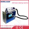 máquina do sistema laser Derusting da limpeza do laser 50W pulsado