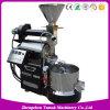 Desempolvar el tostador de café eléctrico disponible del sistema
