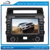 Carro GPS audio para o cruzador da terra de Toyota