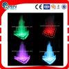 Musique décorative d'éclairage LED dansant la fontaine d'eau programmable