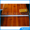 Insieme di legno della ganascia della mobilia esterna