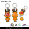 USB Disk del PVC Christmas Deer su Key (PVC-CS008)