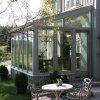 Het Glas Sunroom van het aluminium met Grote Vouwende Deur (FT-S)