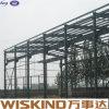 Helles Anzeigeinstrument-Aufbau-Entwurfs-Rahmen-Stahlkonstruktion-Auto-Parken