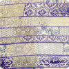 tela Chiffon impresa tela Chiffon de Georgette del poliester 100d