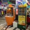 Alta calidad de naranja fresco jugo de la máquina expendedora con Ce