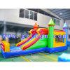 Cavalier Bouncer gonflable Chambre glisser/d'été de l'eau gonflables géants