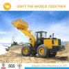 幼虫Sem652b中国の最もよい品質5tの重い車輪のローダー
