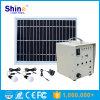 Sistema a energia solare di prezzi di fabbrica 5W con le piccole lampadine
