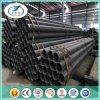 Tubo de acero negro con poco carbono de la alta calidad Q195 Q235 de China ERW