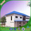 Vorfabriziertes grünes Haus für Familien-Leben