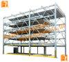 Six étages de parking automatique du système de parking automatique de relevage