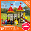 Escola Outdoor Playground Castle Equipment Kid Slide para venda