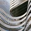 Figura dell'arco che elabora comitato di alluminio per il disegno /Requirementdecoration di Architectual