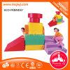 Recentemente campo de jogos macio interno da criança do divertimento para o montanhista da criança