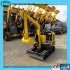 Zappatore dell'escavatore idraulico del cingolo della macchina della costruzione mini