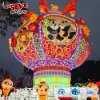 Parque temático de exterior decoración Chino Tradicional Linterna Zigong mostrar