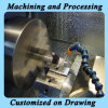Peça feita sob encomenda do protótipo do OEM com a precisão do CNC que faz à máquina para o metal que processa a peça de maquinaria no varejo