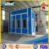 L'environnement matériel de peinture de réparation automobile Revêtement poudre voiture cabine de peinture de Bus de cabine de pulvérisation