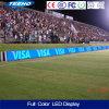 Haute qualité P10 panneau LED de plein air pour les sports que l'enfer
