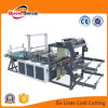 Entièrement automatique Heat-Sealing 4 couches et tee-shirt Cold-Cutting Bag Making Machine