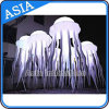 Color Changing Lighted Inflatable Outdoor Decoration Jellyfish Light