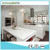 Glória Novo Design de pedra artificial de platina preço em sua bancada de cozinha de quartzo