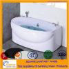 渦のMasageの二人用の支えがない角の浴槽