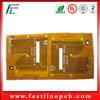 Placa flexível do revestimento FPCB do ouro da imersão